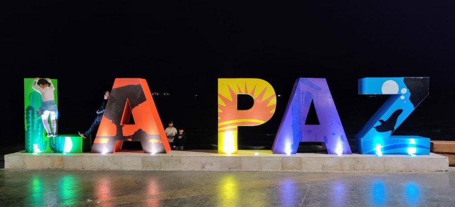LA PAZ, Baja California Sur, MEXIQUE 1èrepartie